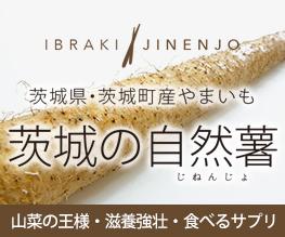 茨城の自然薯
